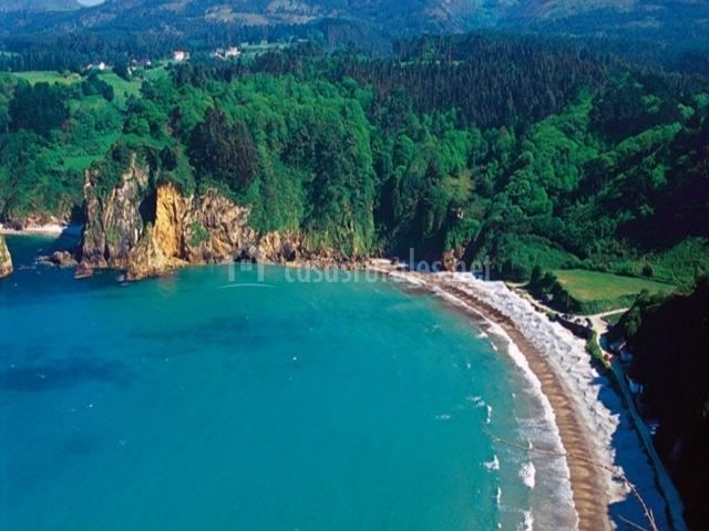 Playa de la Ribeirona