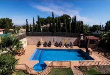 116 casas rurales con piscina en toledo p gina 2 for Casas rurales con piscina en alquiler