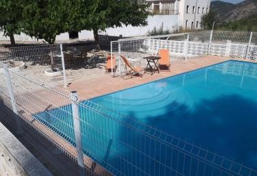 Mas de Monserrat- Casa Les Alcusses - Moixent/mogente, Valencia