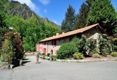 Los apartamentos  del Palacio Flórez Estrada - Pola De Somiedo, Asturias