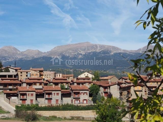 Pueblo de Montellá