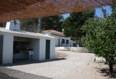 Finca El Pincell - Yatova, Valencia