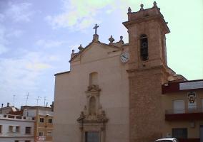 Iglesia de San Vicente en Yatova