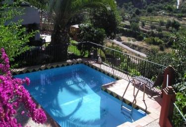 Casa de Leticia - Niguelas, Granada