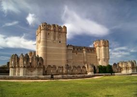 Castillo Mudéjar de Coca
