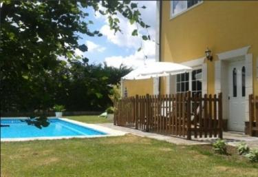 Casas rurales con piscina en riaza - Casa rural riaza ...