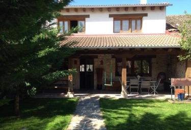 La Casa de la Alberca - Hontalbilla, Segovia