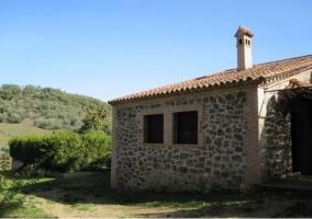 Alojamiento rural finca villa para so casas rurales en aracena huelva - Casa rural los garridos ...