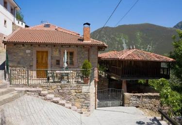 Casa de Aldea La Quintana - Las Viñas (Somiedo), Asturias