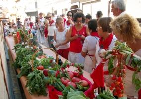 Feria gastronómica de Murchante