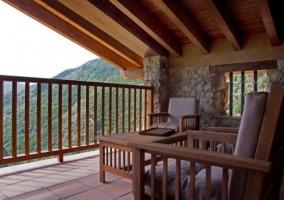 Balcones con inmejorables vistas