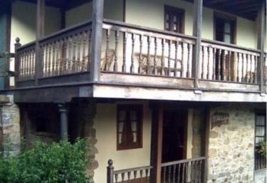 El Chalet de Manolín - Cadapereda, Asturias