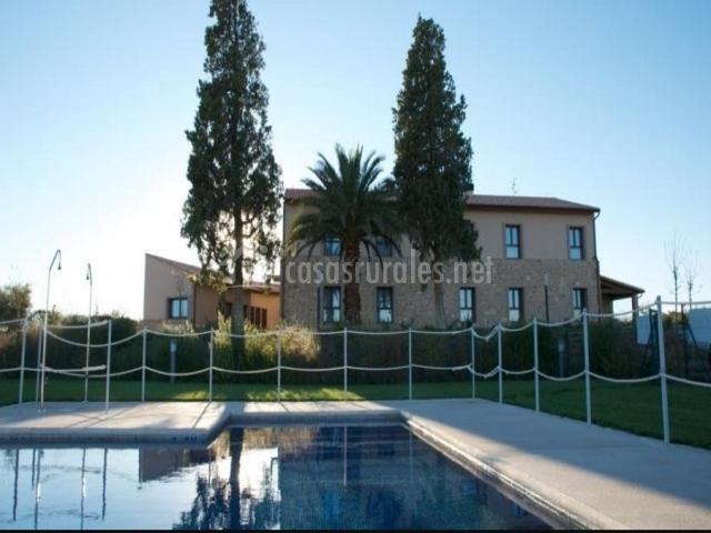 Hotel villa monter casa rural en alca iz teruel - Casas rurales teruel con piscina ...