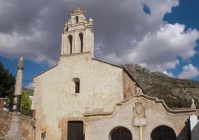 Convento Franciscano e Iglesia de San Ildefonso