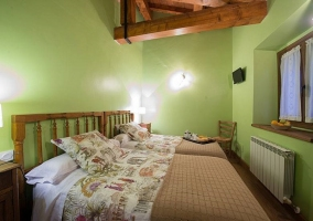 Dormitorio Basoa