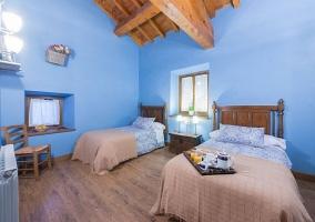 Dormitorio Ibaia