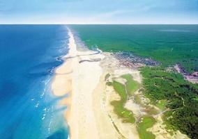 Playa de Landas