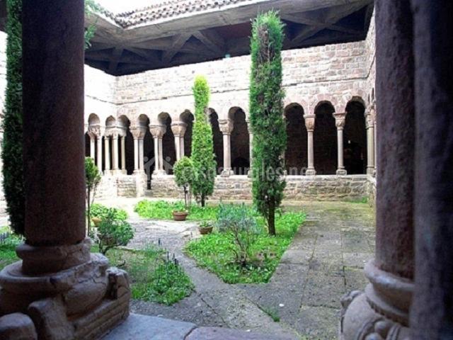 Monasterio de l'Estany