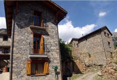 Casa Sestrales - Fanlo, Huesca