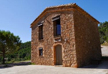 Escola de Pallerols - La Baronia De Rialb, Lleida