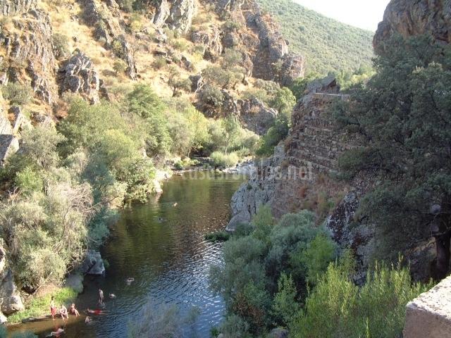Parque Natural de Las Batuecas y Sierra de Francia