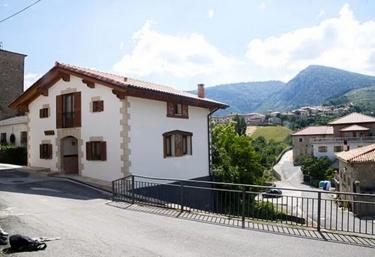 Casa rural Gure Txokoa - Ollo, Navarre