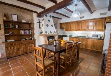 Finca Casa Alta - Sierra Nevada, Granada