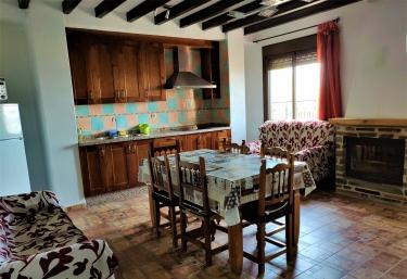 Casa Fuentezuelas I - Laroles, Granada