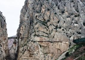 Zonas rocosas en alrededores