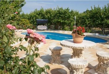 Casa Rural Villa Zorrilla - Moratalla, Murcia