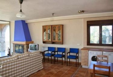 3 casas rurales con chimenea en alcala de moncayo - Casa rural moncayo ...