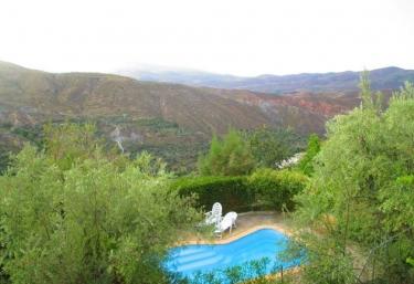 Cortijo Brazal La Ventaja - Laroles, Granada