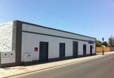 Casa del Cuartel I y II - La Oliva, Fuerteventura
