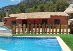 Casa Grande - Casa Menchu Alojamiento Rural