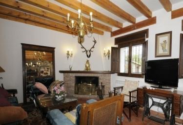Casa Toledano - Aldehuela Del Rincon, Soria