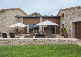 Casa Mateus- El Porxo