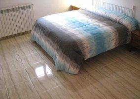 Habitación doble con cama grande