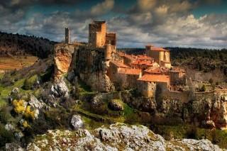 Los 25 pueblos más bonitos de Castilla y León