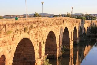 Ruta de los Yacimientos romanos por Badajoz