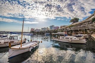 Ruta por playas más bonitas de Menorca