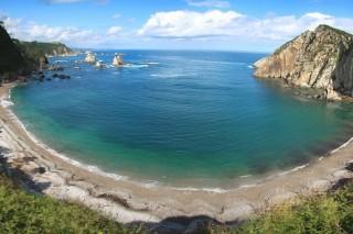 Una escapada a las playas más bonitas de Asturias