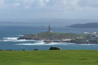 Un viaje a las playas más bonitas de A Coruña