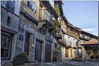 Turismo rural por Mogarraz