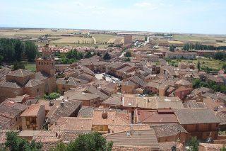 Ruta de los pueblos rojos de Segovia