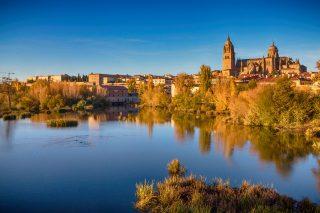 Turismo rural en otoño por Salamanca