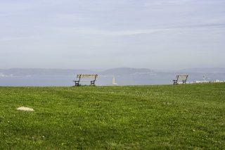 Los mejores bancos con vistas de Galicia