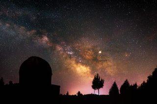Los mejores observatorios astronómicos de España