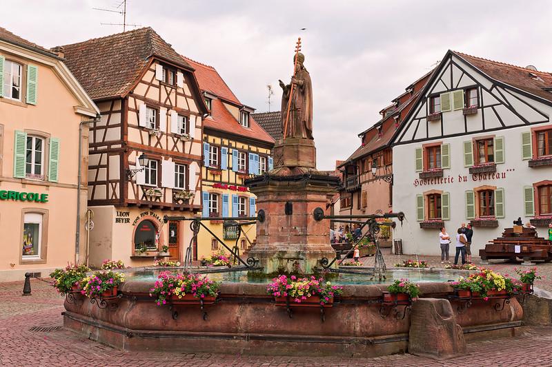 Que voir à Alsace