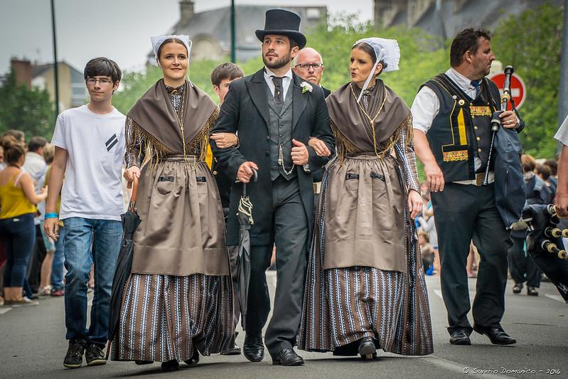 Fiestas en Bretaña