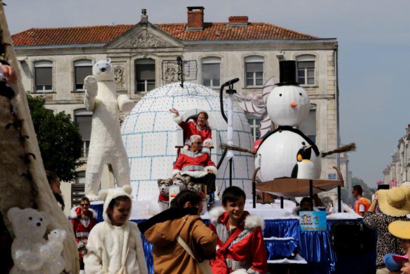 Fiestas en Poitou - Charentes